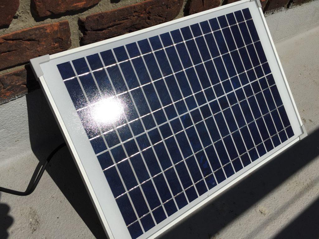 Energietransitie zonnepaneel