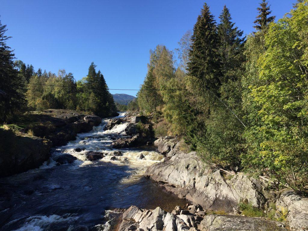 Van Oslo naar Dalen