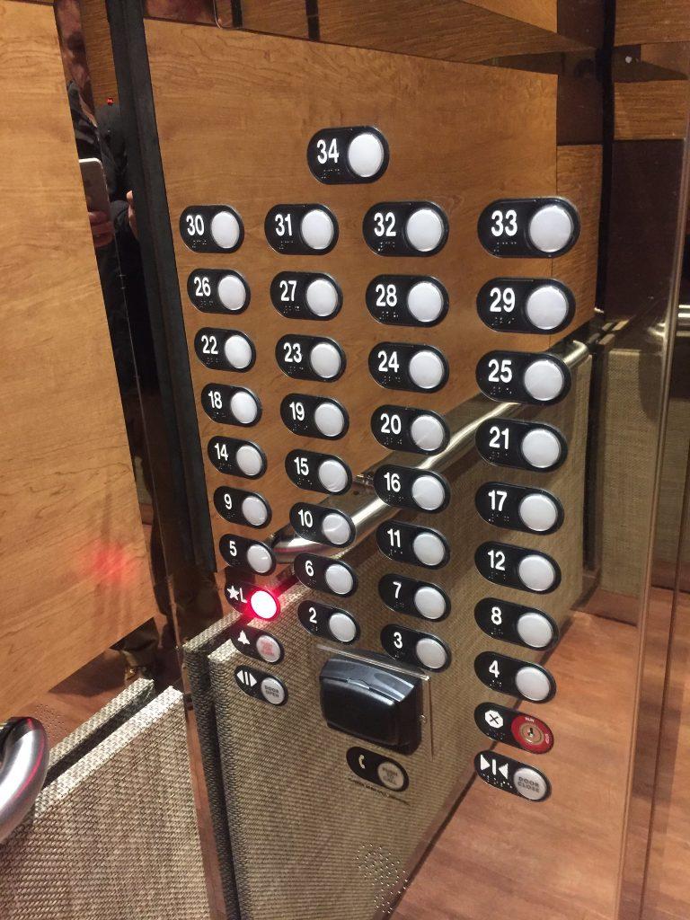 Geen 13e etage